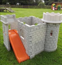 A castle too