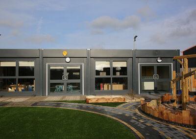 Pre-School Building